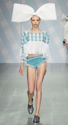 Sibling SS15 UK Vogue Fashion
