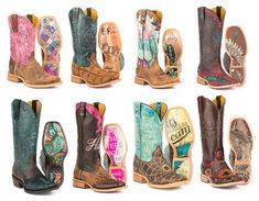 1/31.  Win your choice of Tin Haul Boots in January. (up to $325 in value) We Love our Customers!