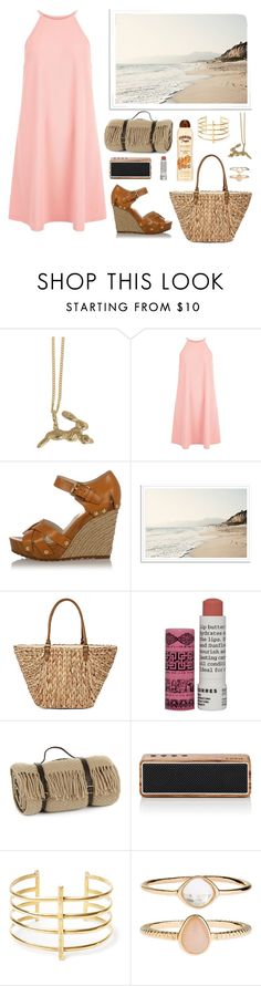 """""""Grab n Go Dress"""" by maliarose86 ❤ liked on Polyvore featuring By Emily, New Look, Michael Kors, Straw Studios, Korres, Tweedmill, LSTN, BauXo and Accessorize"""