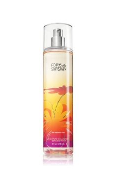 Forever Sunshine is a warm embrace of juicy tangerine, pink peonies, creamy sandalwood & sweet praline Top Notes: juicy tangerine, golden apricot, sparkling mandarin, exotic berries Mid Notes: gardenia petals, freesia, pink peonies Dry Notes: vanilla bean gelato, creamy sandalwood, nuzzly musks, a touch of sweet praline