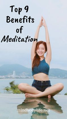 Top 9 Benefits of Meditation. Meditation for Anxiety and Depression. Meditation … Top 9 Benefits of Meditation. Meditation for Anxiety and Depression. Meditation for Mental Health and Well Being. Meditation For Anxiety, Meditation Retreat, Meditation For Beginners, Meditation Benefits, Daily Meditation, Mindfulness Meditation, Ways To Reduce Stress, Muscle Tension, Keep Fit
