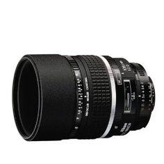 Nikon 105mm f/2.0D AF DC-Nikkor Lens - it's a dead heat between this and the Nikon Nikkor AF-S 105mm f/2.8G IF-ED VR Micro