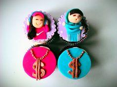 Hip hop cupcakes