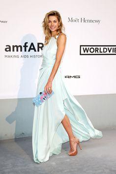Jessica Hart | Best Dressed: AmfAR's 21st Cinema Against AIDS Gala