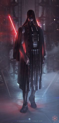 Star Wars | Sith Lord | By Simon Fetscher