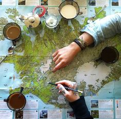 Cheers to charting the maps and planning your escape.