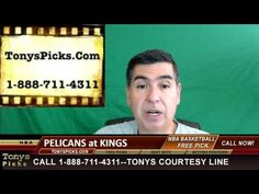 New Orleans Pelicans vs. Sacramento Kings Pick Prediction NBA Pro Basket...