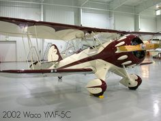 2002 Waco YMF-5C available at www.trade-a-plane.com.
