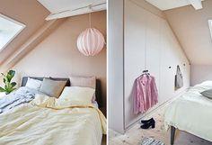 Før og etter: Nytt favorittrom til gjester og lek | Boligpluss.no Diy Sofa, Awesome Bedrooms, Ikea Hack, Hacks, Storage, Nice, Furniture, Home Decor, Modern