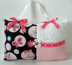 cute tooth fairy pillow