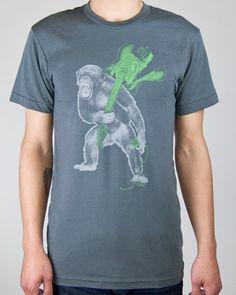 Choke Shirt co | Punk Monk