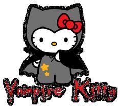Hello Kitty as a Nerd glitter | HELLO KITTY