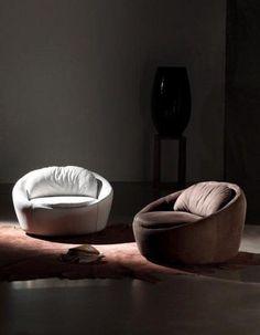 Meubles CALIA ITALIA 611 montréal , Fauteuils : CALIA ITALIA 611 meubles montréal chez meubles.ca.