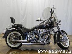2005 Harley-Davidson SOFTAIL DELUXE FLSTN $10,999.00