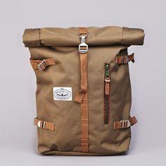 Poler rolltop backpack
