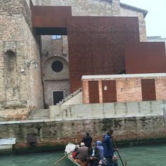 Real destruction is imitation a great example of rebuilding #venice
