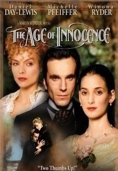 The age of innocence- Post WW1  A film that centres on the upper-class and a couple's marriage, includes scandal that questions their happiness.