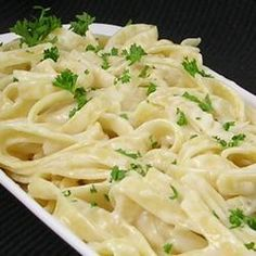 To Die For Fettuccine Alfredo Recipe - Allrecipes.com