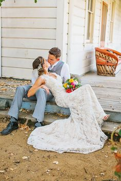 Breathtaking Rustic Wedding In Popular Shots ❤ See more: http://www.weddingforward.com/rustic-wedding/ #weddings #rustic