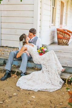 Breathtaking Rustic Wedding In Popular Shots ❤ See more: http://www.weddingforward.com/rustic-wedding/ #weddings #rustic