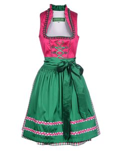Dirndl   Country Line   ADLER MODE Country Line, Trends, Summer Dresses, Pink, Fashion, Bodice, Cotton, Moda, Summer Sundresses