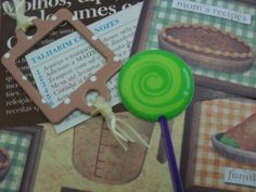 PATTY - SCRAP DECOR: LIVRO DE RECEITAS + COSTURA JAPONESA + SCRAPBOOKING
