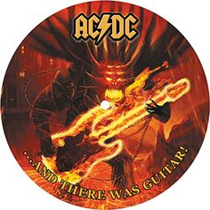 AC/DC - AND THERE WAS GUITAR 1979 : PICTURE DISC