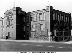 Christy's Mill. Towel Manufacturers, built in 1913. Opposite the Library on…