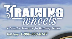 Are you a team leader?  Need resources?  Michelle has them at Training Wheels.  Sign up for her newsletter, too.