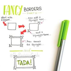 The Revision Guide @therevisionguide How to draw fancy...Instagram photo   Websta (Webstagram)