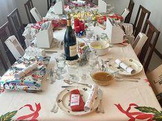 10 pasos para organizar grandes comidas y cenas navideñas Organización Familiar Planes Celebraciones familiares
