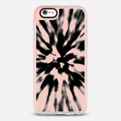 ROSE TIE DYE - IPHONE CASE - New Standard Pastel Case #PEACH #PINK #BLACK #ABSTRACT #MODERN #URBAN #GIRLY #IPHONE #CASE #CASETIFY #NIKAMARTINEZ