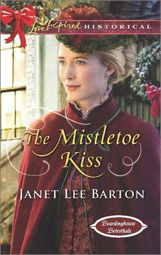 Janet Lee Barton - The Mistletoe Kiss / http://www.goodreads.com/book/show/25494244-the-mistletoe-kiss?from_search=true&search_version=service