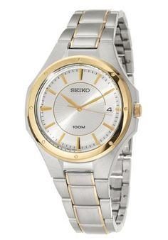 Seiko Bracelet Men's Quartz Watch SGEF62 Seiko. $78.09. Steel Bracelet Strap. Date