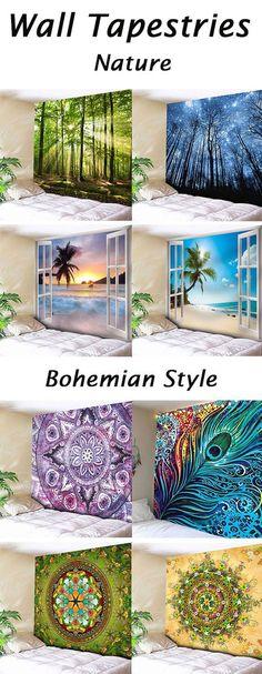 fall trends,wall decor ideas:Wall Tapestries