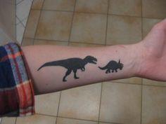 Taturday 80: Kickass Dinosaur Tattoos! | SMOSH