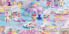 Princess Party Supplies