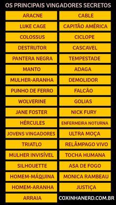 Os principais vingadores secretos do Registro #TeamCap em Guerra Civil da Marvel - Capitão América 3