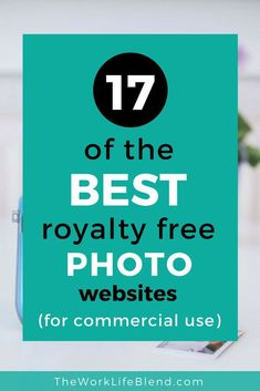 17 of the Best Royalty Free Photo Websites Photo Websites, Marketing Materials, Blogging For Beginners, How To Start A Blog, Stock Market, Royalty Free Photos, Internet Marketing, Facebook Marketing, Media Marketing