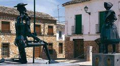 Un romántico y literario lugar que inspiró a Cervantes para ubicar a su Dulcinea, la amada imaginaria del caballero de la triste figura: El Toboso (Toledo)