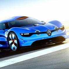 New Renault Alpine