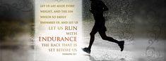 Download Hebrews 12:1 - Christian Facebook Cover & Banner