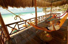 Mahekal Beach Resort, Playa del Carmen beach hotel/resort, Mexico, my view two years ago!!!