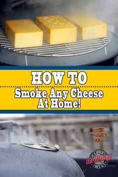 How To Smoke Any Cheese At Home (Cold Smoked Cheese) Smoker Cooking meat smoker edmonton Pellet Grill Recipes, Grilling Recipes, Gourmet Recipes, Electric Smoker Recipes, Traeger Recipes, Oven Recipes, Egg Recipes, Light Recipes, Chicken Recipes