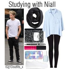Studying with Niall
