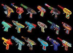 Ray Guns.