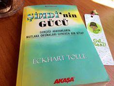 klasik olacak ancak dogru olan bu; bu kitabi okudum ve hayatim, bakis acim degisti!..  Şimdi'nin Gücü / Eckhart Tolle.. ✌️ kesinlikle ama kesinlikle, bir an once okumalisiniz.. Neden mi? #jaleninalemi  (http://jaleninalemi.blogspot.com   OR link in profile) #kitap #kisiselgelisim #simdiningucu #EckhartTolle #thepowerofnow #kitapkurdu