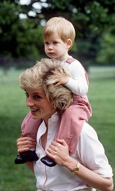 How Princess Diana inspired Prince Harry to become the 'People's Prince'