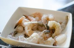 Coconut Lemongrass Shrimp Soup (Tom Kha Gai) - Ancestral Chef