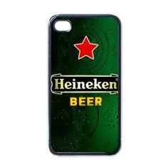Apple iPhone Case - Heineken Logo - iPhone 4 Case Cover